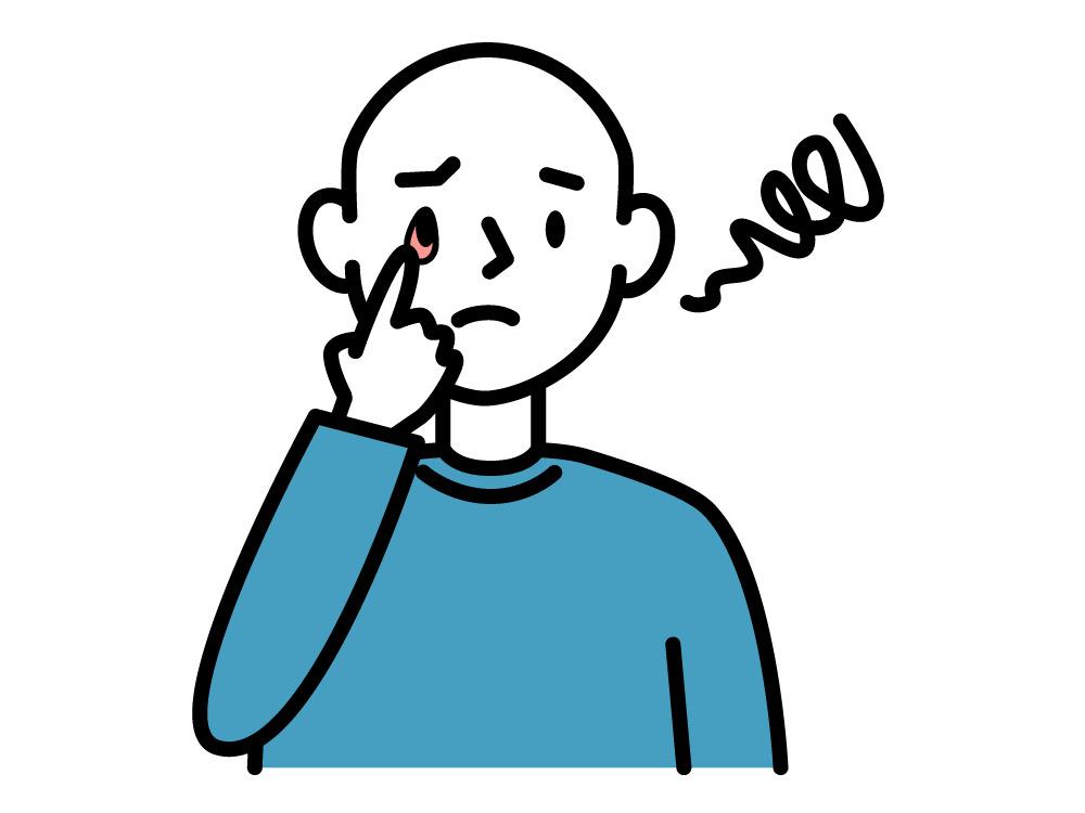 目の充血 医師が考える原因と対処法 症状辞典 メディカルノート