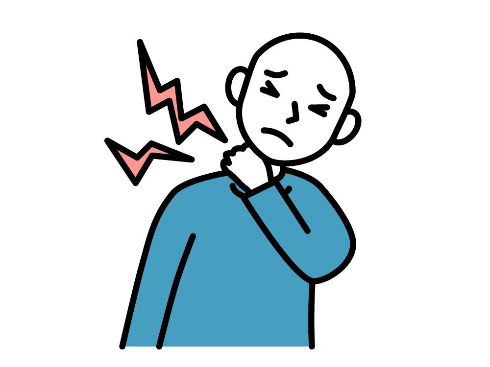 「首の痛み」の画像検索結果