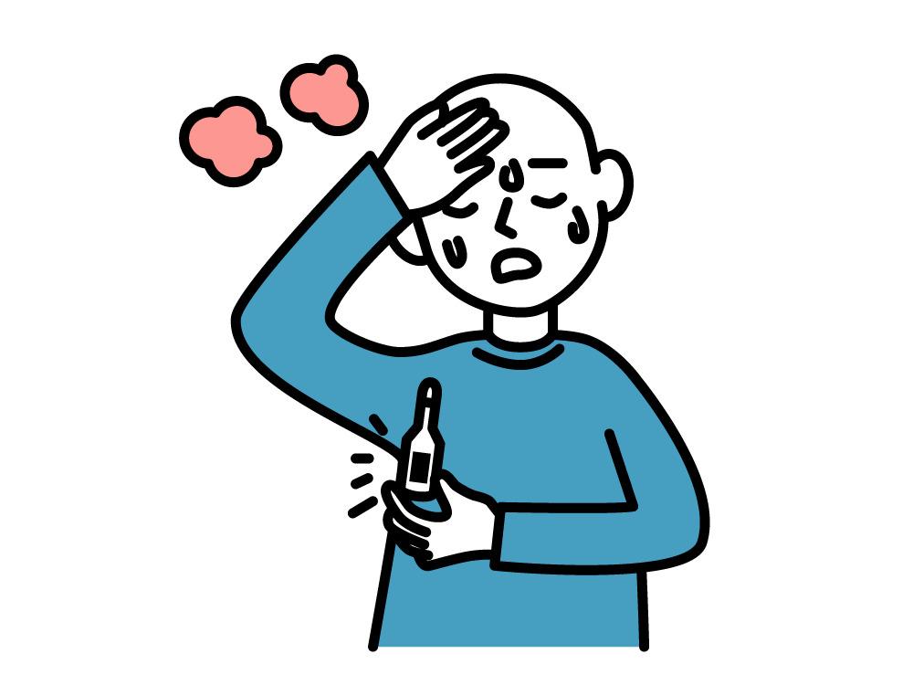 発熱:医師が考える原因と受診の...